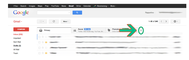 Gmail Changes 1