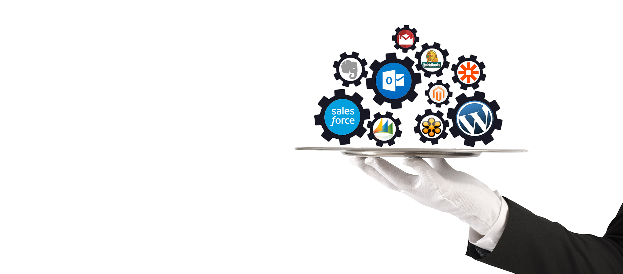 CRM integrations and Business Software